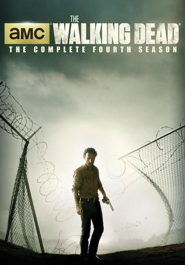 The Walking Dead: The Complete Fourth Season 013132616100