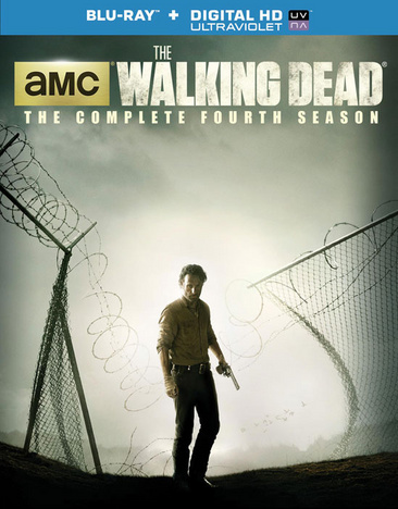 The Walking Dead: The Complete Fourth Season 013132616117