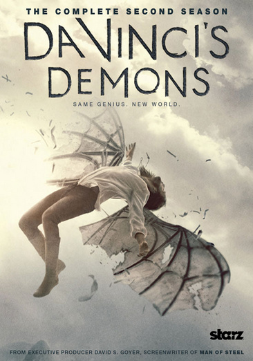 Da Vinci's Demons: The Complete Second Season 013132616124