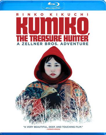 Kumiko, the Treasure Hunter 013132626888