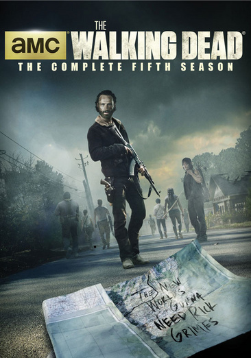 The Walking Dead: The Complete Fifth Season 013132628998