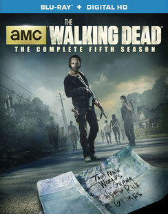 The Walking Dead: The Complete Fifth Season 013132629001