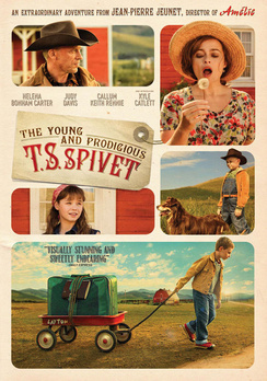 The Young and Prodigious T.S. Spivet 013132635910