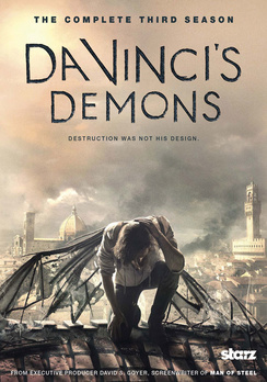 Da Vinci's Demons: The Complete Third Season 013132637396