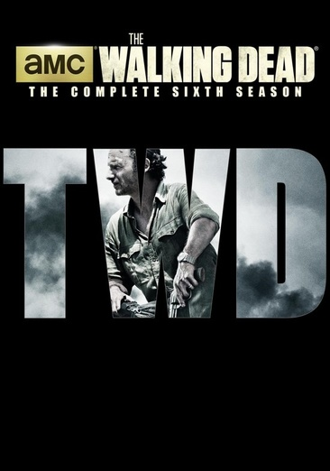 The Walking Dead: The Complete Sixth Season 013132640655