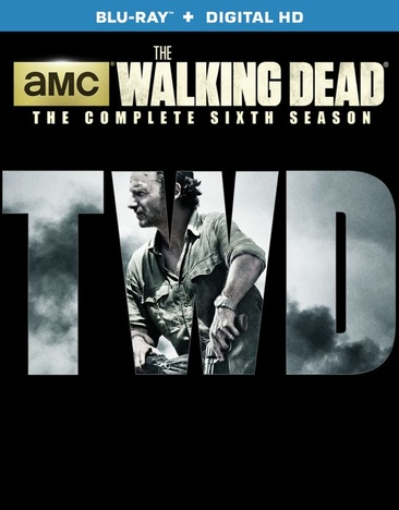 The Walking Dead: The Complete Sixth Season 013132640662