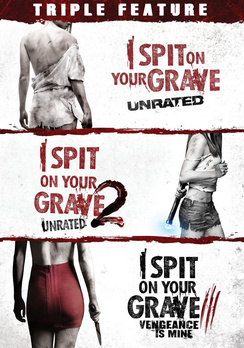 I Spit On Your Grave Triple Feature 013132642673
