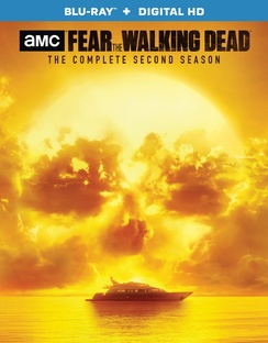 Fear the Walking Dead: The Complete Second Season 013132648453