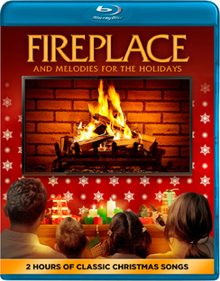 Fireplace & Melodies For The Holidays 014381776751