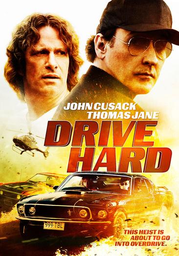 Drive Hard 014381994124
