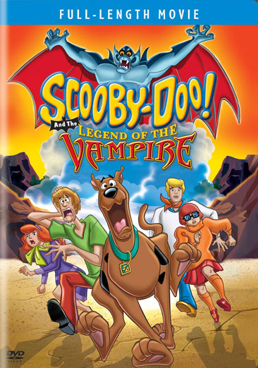 Scooby Doo And The Legend Of The Vampire 014764257921