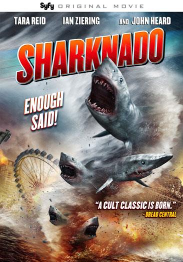 Sharknado 018713607737