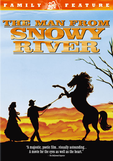 The Man From Snowy River 024543029137