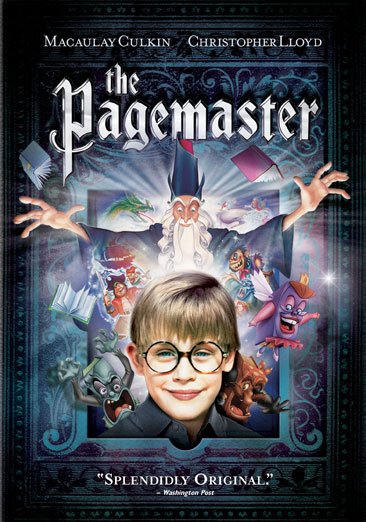 The Pagemaster 024543034926