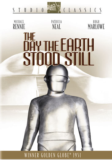 The Day The Earth Stood Still 024543050056