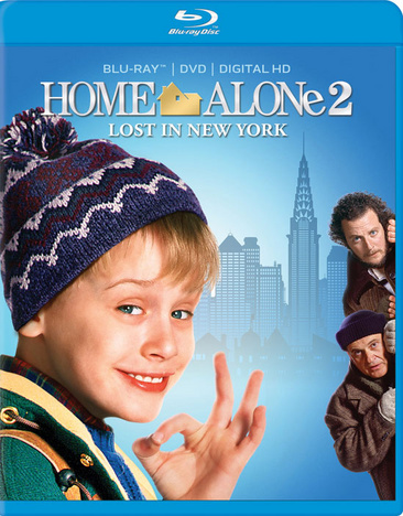 Home Alone 2: Lost In New York 024543076834