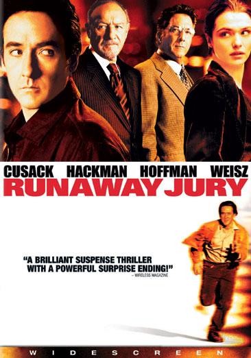 Runaway Jury 024543100812