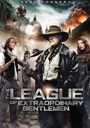 The League Of Extraordinary Gentlemen 024543101802