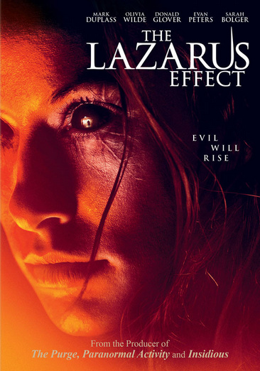 The Lazarus Effect 024543104780