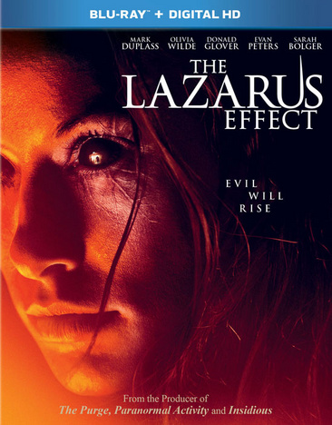 The Lazarus Effect 024543104827