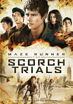 Maze Runner: The Scorch Trials 024543119463