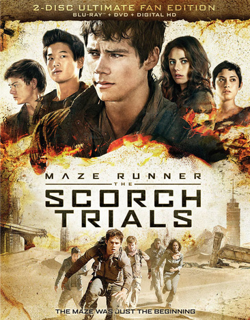 Maze Runner: The Scorch Trials 024543119524