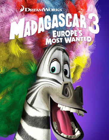 Madagascar 3: Europe's Most Wanted 024543126935