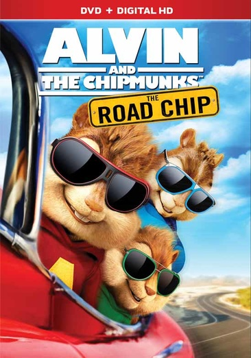 Alvin and the Chipmunks: The Road Chip 024543145806