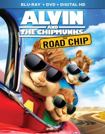 Alvin and the Chipmunks: The Road Chip 024543145882