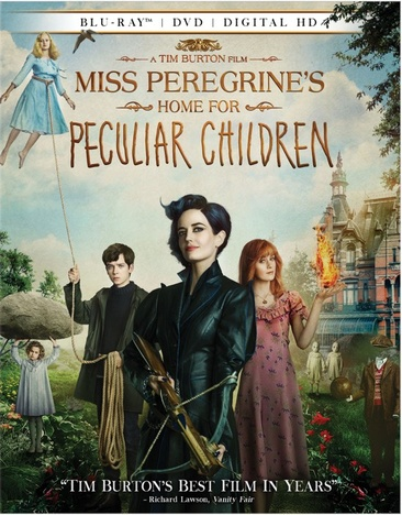 Miss Peregrine's Home for Peculiar Children 024543155546