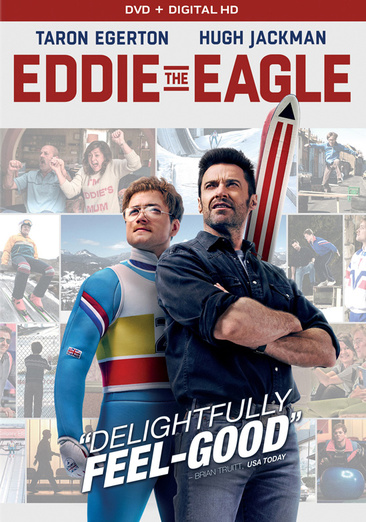 Eddie the Eagle 024543213123