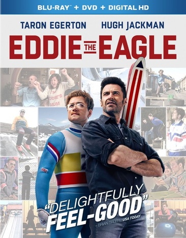 Eddie the Eagle 024543213178