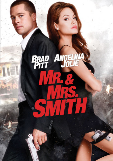 Mr. and Mrs. Smith 024543213710