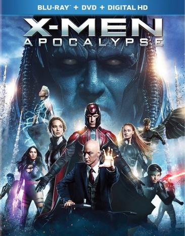 X-Men: Apocalypse 024543226581