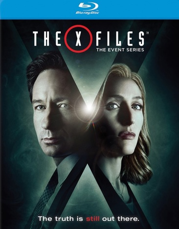 The X-Files: The Complete Tenth Season 024543244844