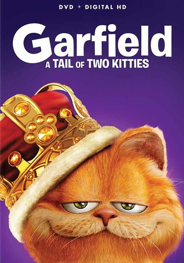 Garfield: A Tail of Two Kitties 024543263272