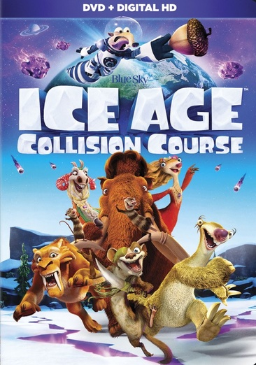 Ice Age: Collision Course 024543276616