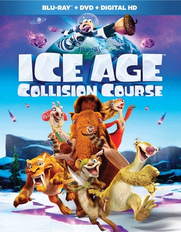 Ice Age: Collision Course 024543276661