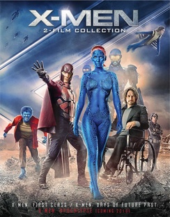 X-Men: First Class / X-Men: Days of Future Past 024543278092