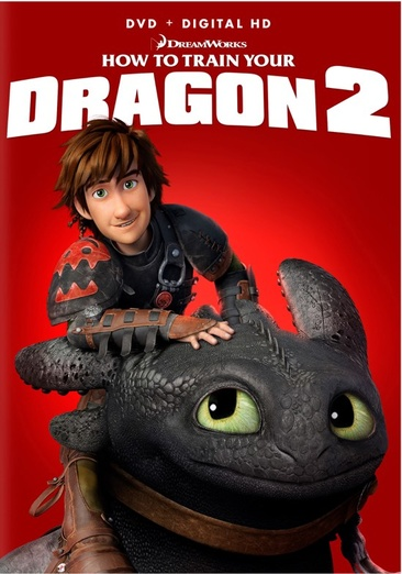 How to Train Your Dragon 2 024543278634