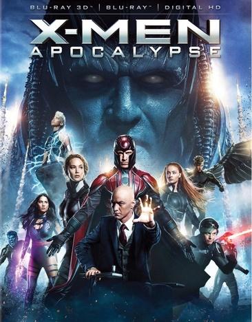 X-Men: Apocalypse 024543293705