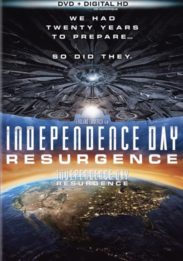Independence Day Resurgence 024543294702