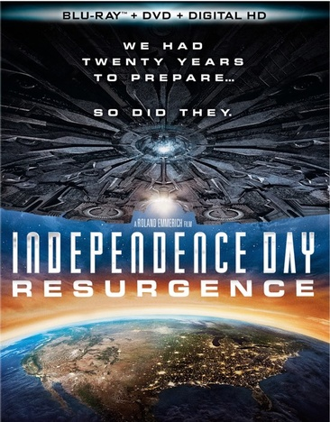 Independence Day Resurgence 024543294757