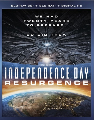 Independence Day Resurgence 024543304982