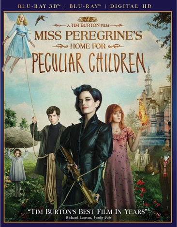 Miss Peregrine's Home for Peculiar Children 024543328483