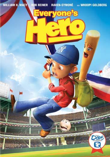 Everyone's Hero 024543404910