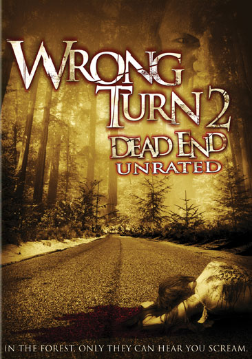 Wrong Turn 2: Dead End 024543411048