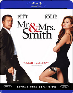 Mr. and Mrs. Smith 024543427797