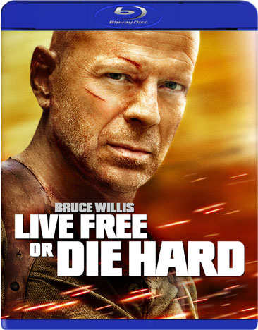 Live Free or Die Hard 024543476368