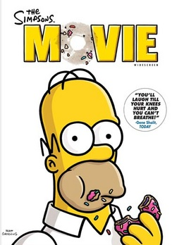 The Simpsons Movie 024543484271